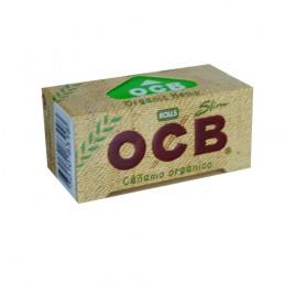 Cigaretové papieriky OCB Hemp Rolls 4 m