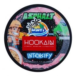 Kamienky do vodnej fajky Hookain 100g príchuť Intensify Asphalt Manda Erotic