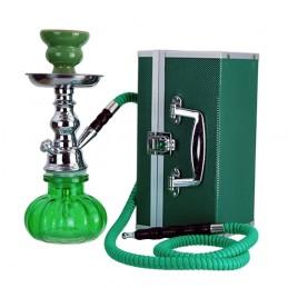 Vodná fajka mini Green + box