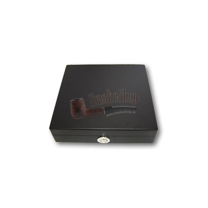 Humidor na cigary Office Black 25