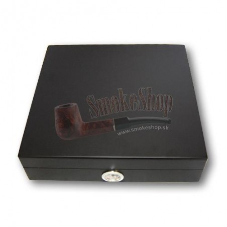 Office Humidor Black 25