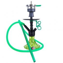 Vodná fajka Amy Deluxe Alu Brili S
