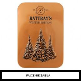 Rattrays - Winter Edition 2020  - 100g Fajkový tabak