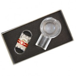 Cigarový set Cigar Tool - orezávač a cigarový popolník