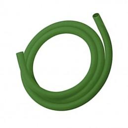 Silikónová hadica softtouch pre vodnú fajku - green softtouch