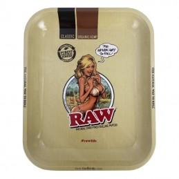 RAW tácka roll tray Sexy Girl 34 x 27,5 cm