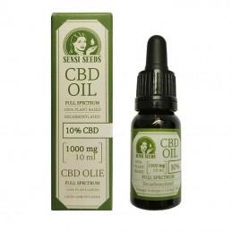 CBD Olej - CBD Oil Sensi Seeds 10 ml / 5 %