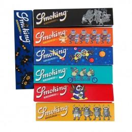 Papieriky Smoking King Size slim - dizajn séria Kukuxumusu