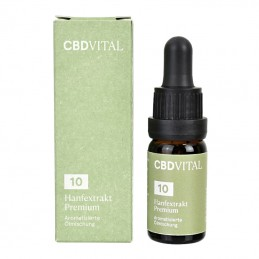 CBD olej CBD Vital 10% 10 ml