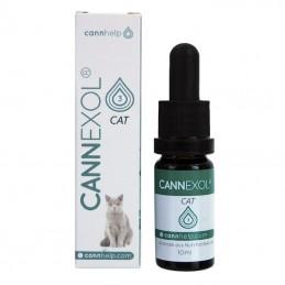 CBD pre mačky Cannexol Cat 3%