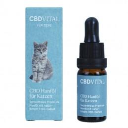CBD Vital CBD olej pre mačky 10ml