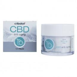 CBD Cibdol Anti-Aging krém