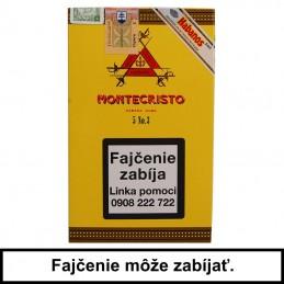 Cigary Montecristo No.3 - Balenie 5 ks