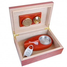 Humidor SET rounded