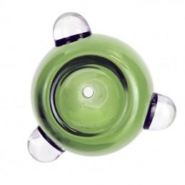 Kotol na bongo Blaze Glass green NS19 clear