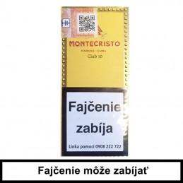 Mini Cigary Montecristo Club 10ks