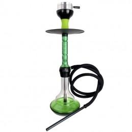 Vodná fajka Kaya ELOX Bullseye 62 cm - zelená