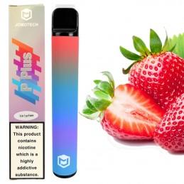 E-shisha Puff Ice - elektronická vodná fajka - Jahoda