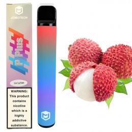 E-shisha Puff Ice - elektronická vodná fajka - Liči (Lychee)