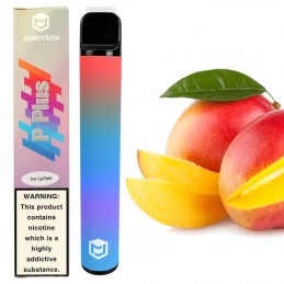 E-shisha Puff Ice - elektronická vodná fajka - Mango
