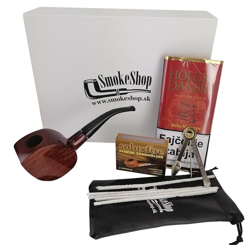 Darčekový fajkový set Sypuera STAR