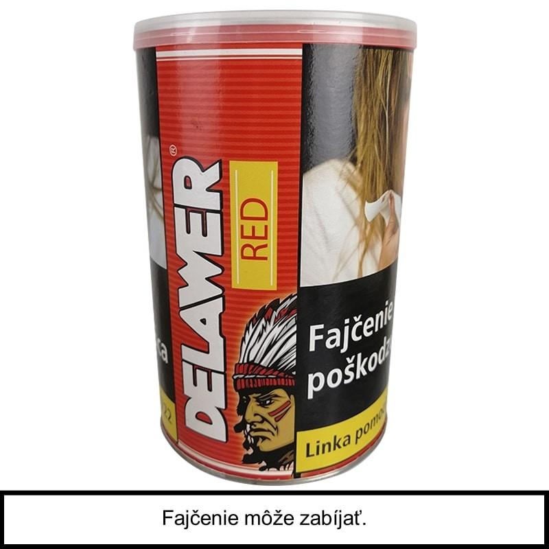 Cigaretový tabak Delawer RED 150 g