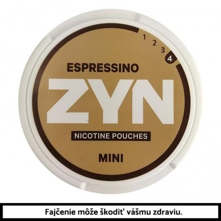 ZYN Espressino Mini 8g (6mg) Nikotínové vrecúška