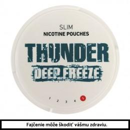 THUNDER Deep Freeze Slim 16,8g Nikotínové vrecúška