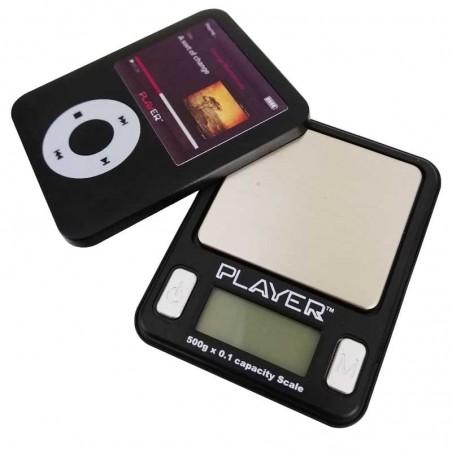 Mikrováha Proscale MP3 PlayEr digital 500g, 0,1g