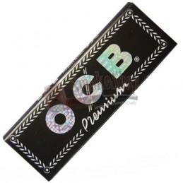 Papieriky OCB black 1/4
