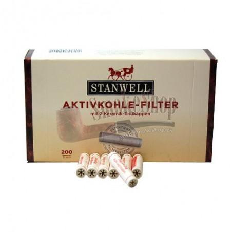 Fajkový filter 9mm STANWELL 200ks