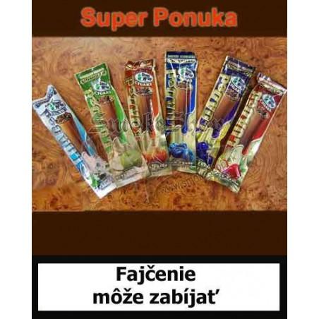 Mini cigary Loaded cigarillo - MIX/box po20