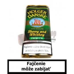 Fajkový tabak Holger Danske Scherry and Whiskey 40g