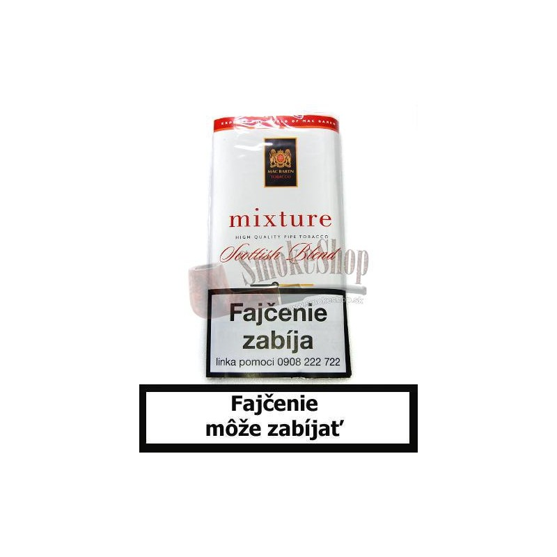 Fajkový tabak Mac Baren Mixture Scottish Blend 50g