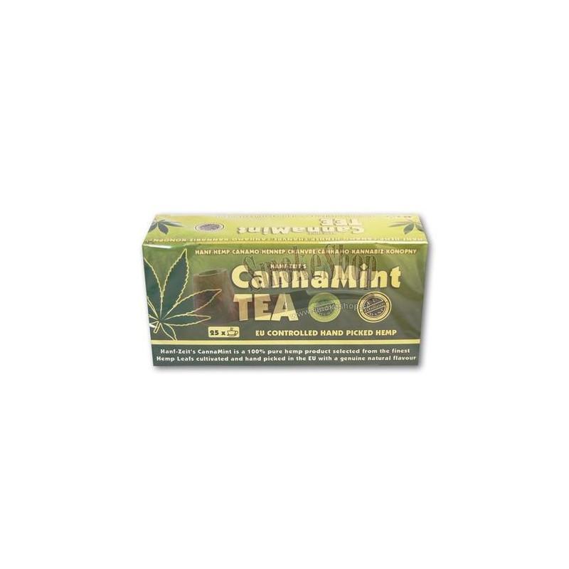 Konopný čaj Cannamint