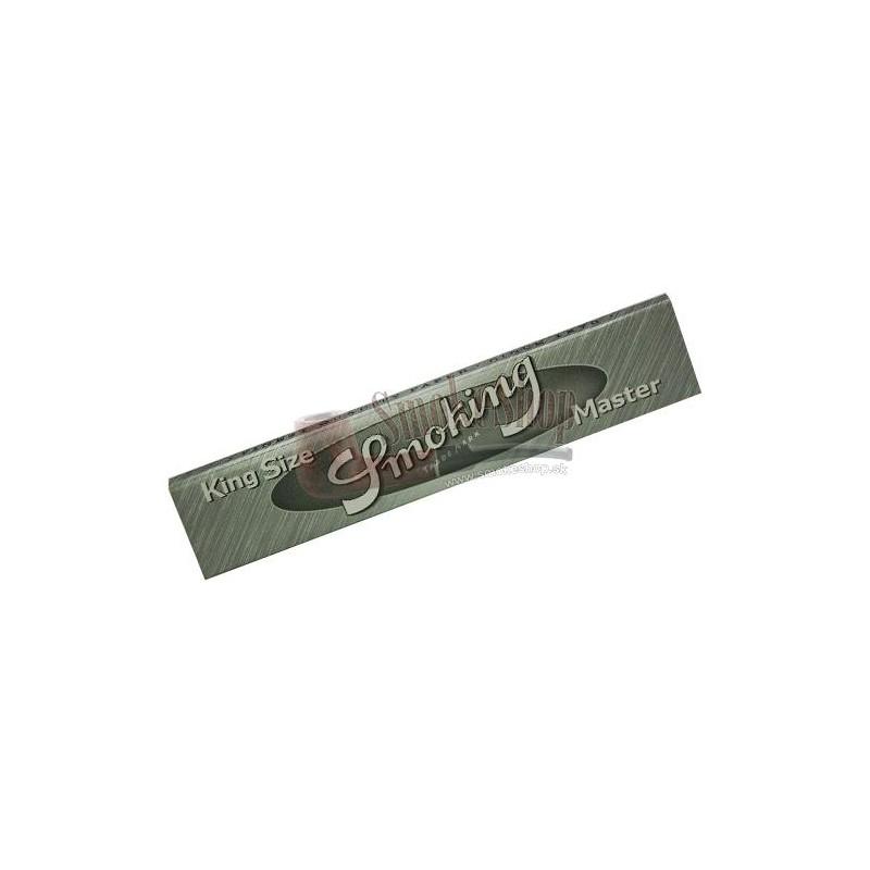 Papieriky SMOKING Master Silver