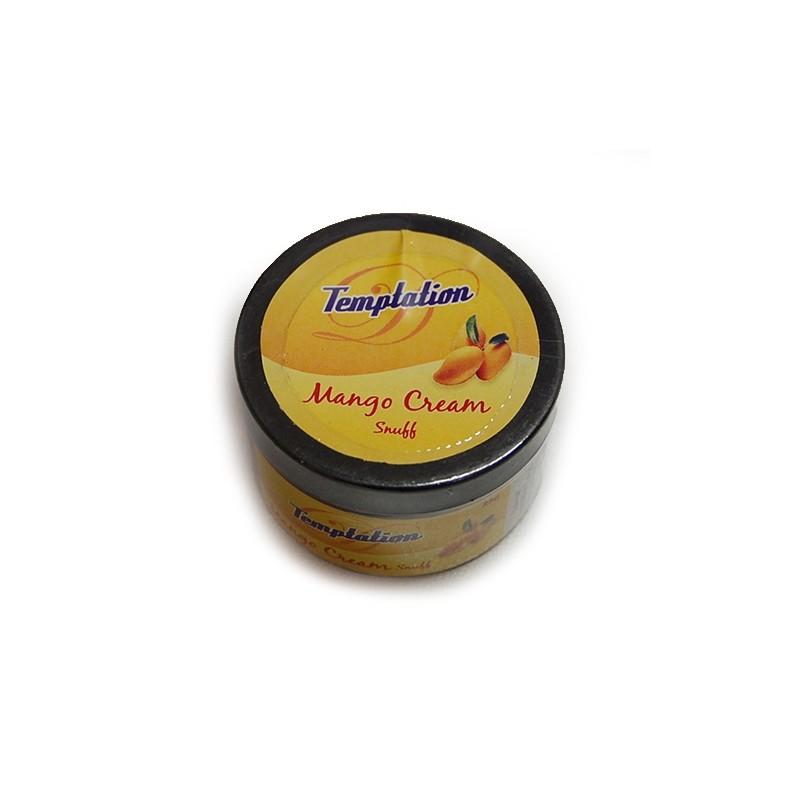 Šnupací tabak Temptation - Mango Cream 25g