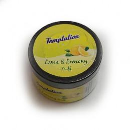 Šnupací tabak Temptation - Lime & Lemony 25g