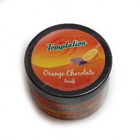 Šnupací tabak Temptation - Orange chocolate 25g