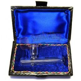 Šlukovka fajka sklo kawum box