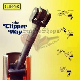 Flintsystem do zapaľovača Clipper