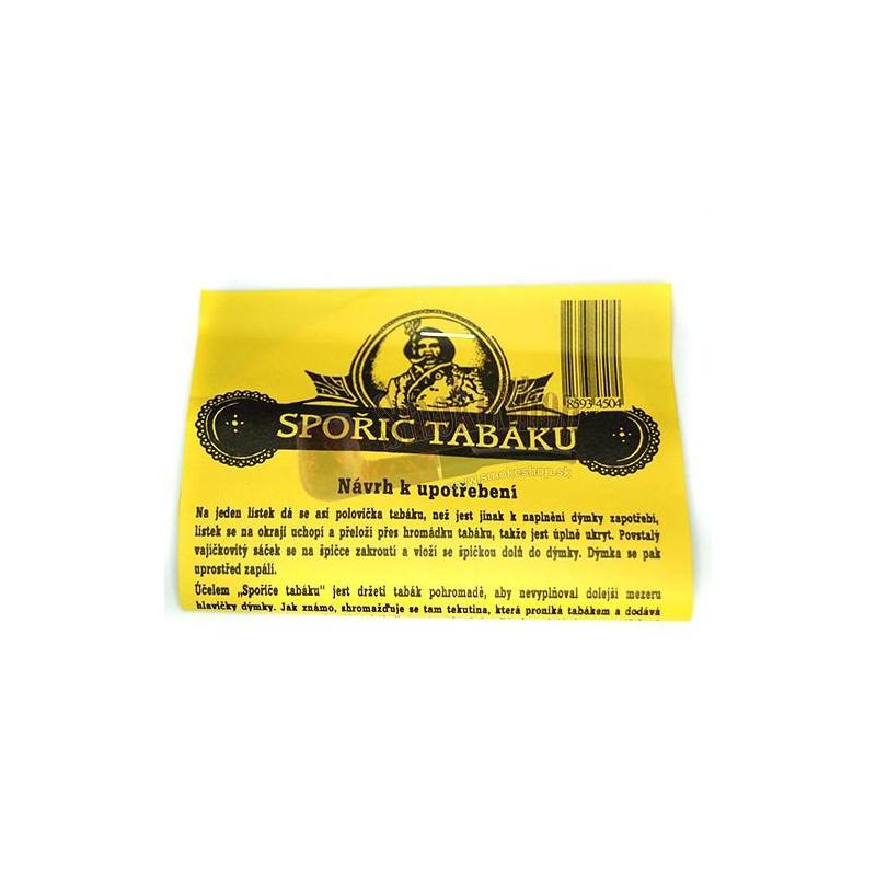 Šetrič tabaku