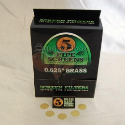 Sitka Gold mosadz 15 mm.