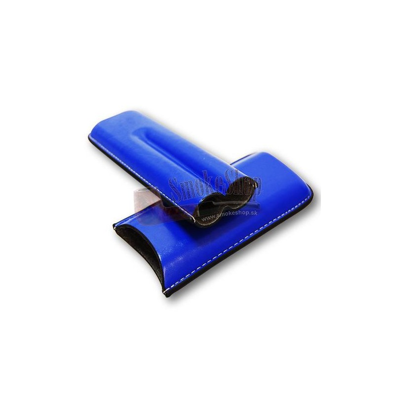Púzdro na cigary Color - modré