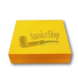 Humidor Office - žltý