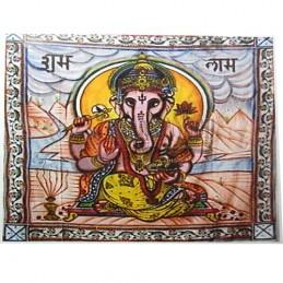 Textilný plagát Ganesha 2100x2400