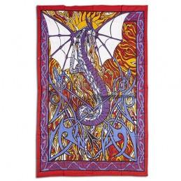 Textilný plagát Dragon 1400X2200