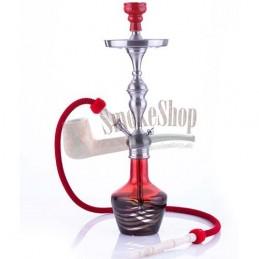Vodná Fajka Lima 65cm (čierno-červená) Aladin