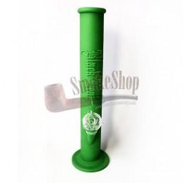 Silikónové Bongo ICE 39cm- green