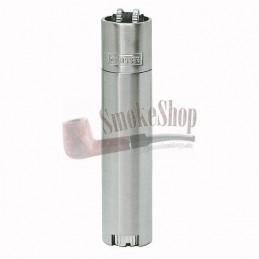 Zapalovač CLIPPER lux metal silver